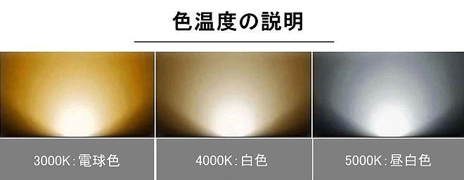 色温度説明