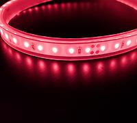 防水テープライト クリアタイプ赤色