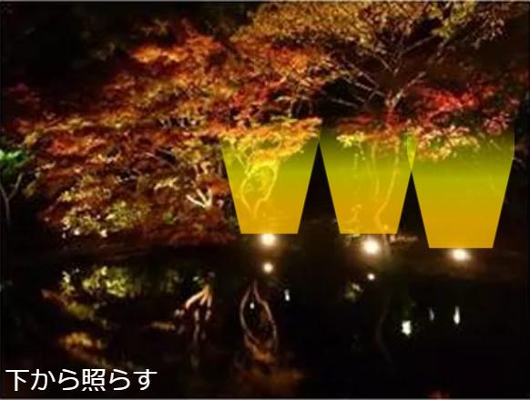 ガーデンライト画像