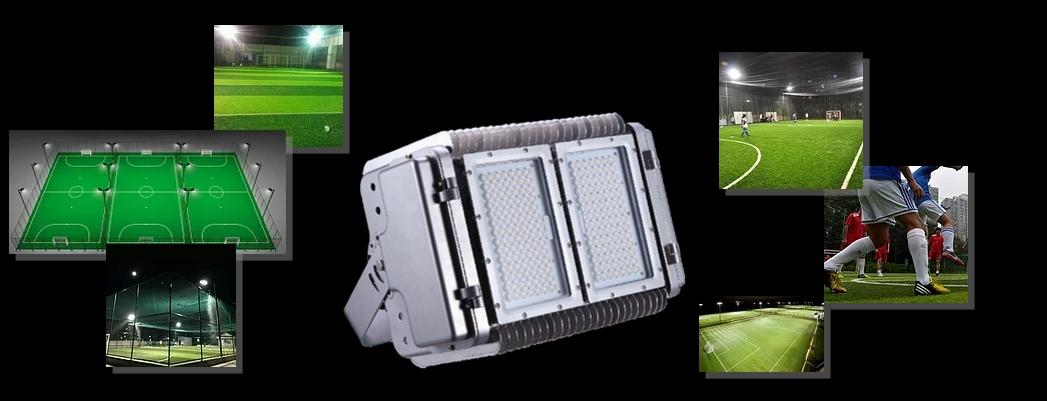 フットサルコート照明をLED化する上で重要なポイントをお教えします