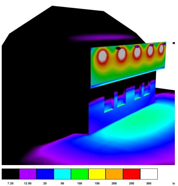 配光設計イメージ図