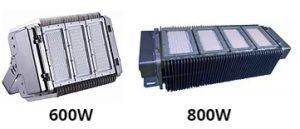 600W&800W投光器
