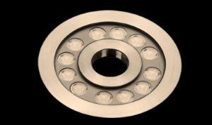 FCB4TB1218 36W噴水専用水中照明RGB