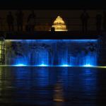 予算20~30万円でできる!LED水中照明を使用したライトアップ演出をご紹介