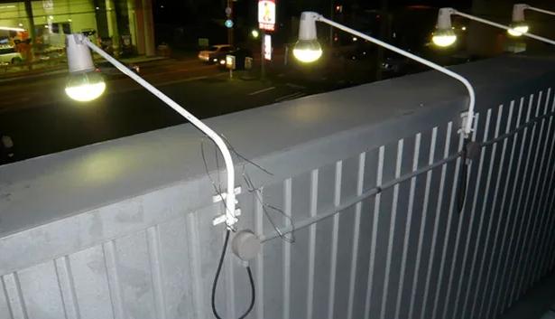 ■電球タイプの看板照明