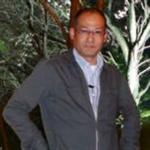 【水中照明】中田電工株式会社様 個人住宅の池の導入事例