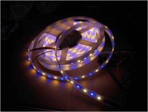 RGBテープライトイメージ図