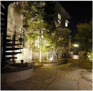 庭園照明 地上スポットライト LED