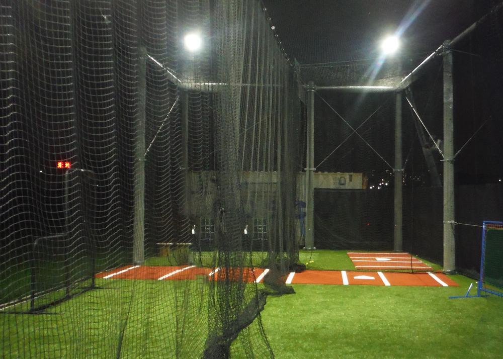 野球練習場