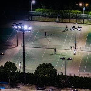 ②テニスコート照明の費用を安価に抑えたい方はこちら