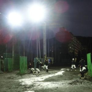 屋外野球練習場の導入写真集