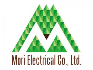 森電気様ロゴ