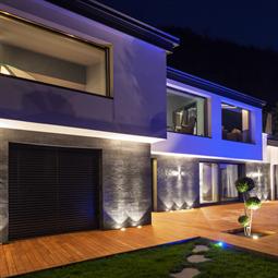 ウッドデッキ・モルタル用LED地中埋込型照明器具ラインナップ