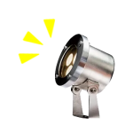 【LED水中照明器具】不良事例1:点滅故障の発生