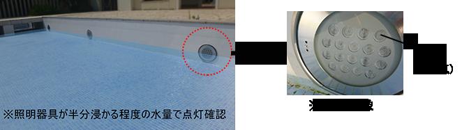 【不良事例3】水滴発生画像