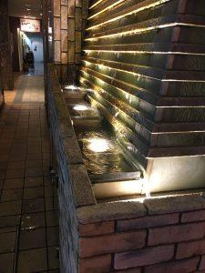 株式会社シマダ 滝用下からの写真