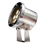 LED置き型水中照明の納入写真(600×600)