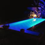 テープライト  LED水中  納品写真