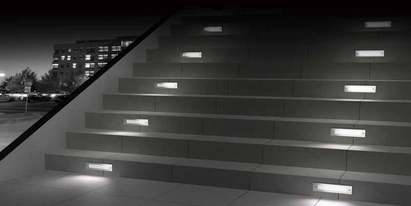 階段照明イメージ図