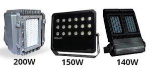200W&150W&140W投光器