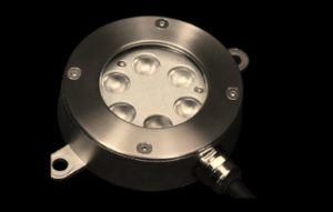 FCB4B0618 12W底面設置型水中照明RGB