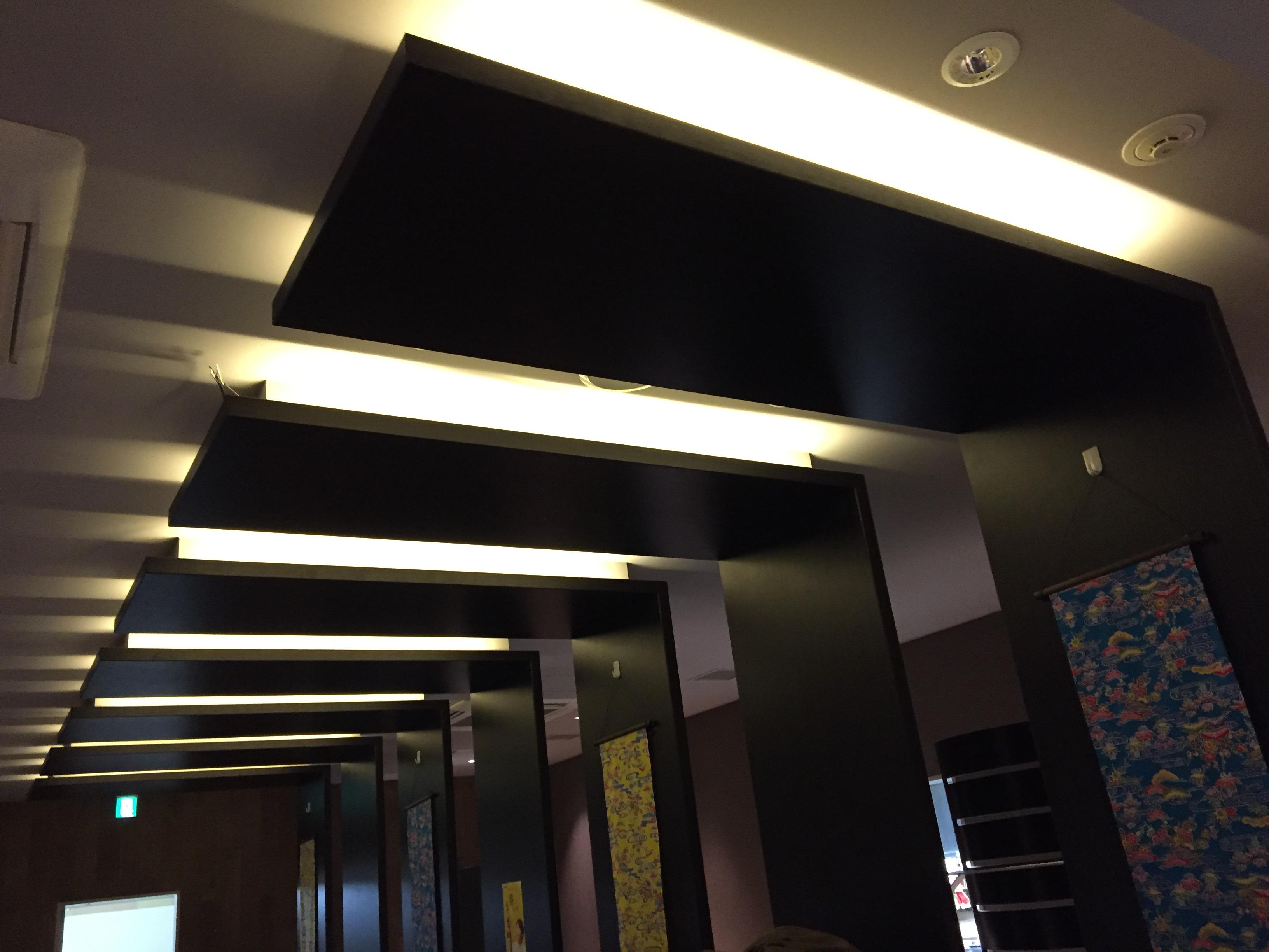 おすすめ 間接照明,温浴施設, スパ 照明,防水テープライト