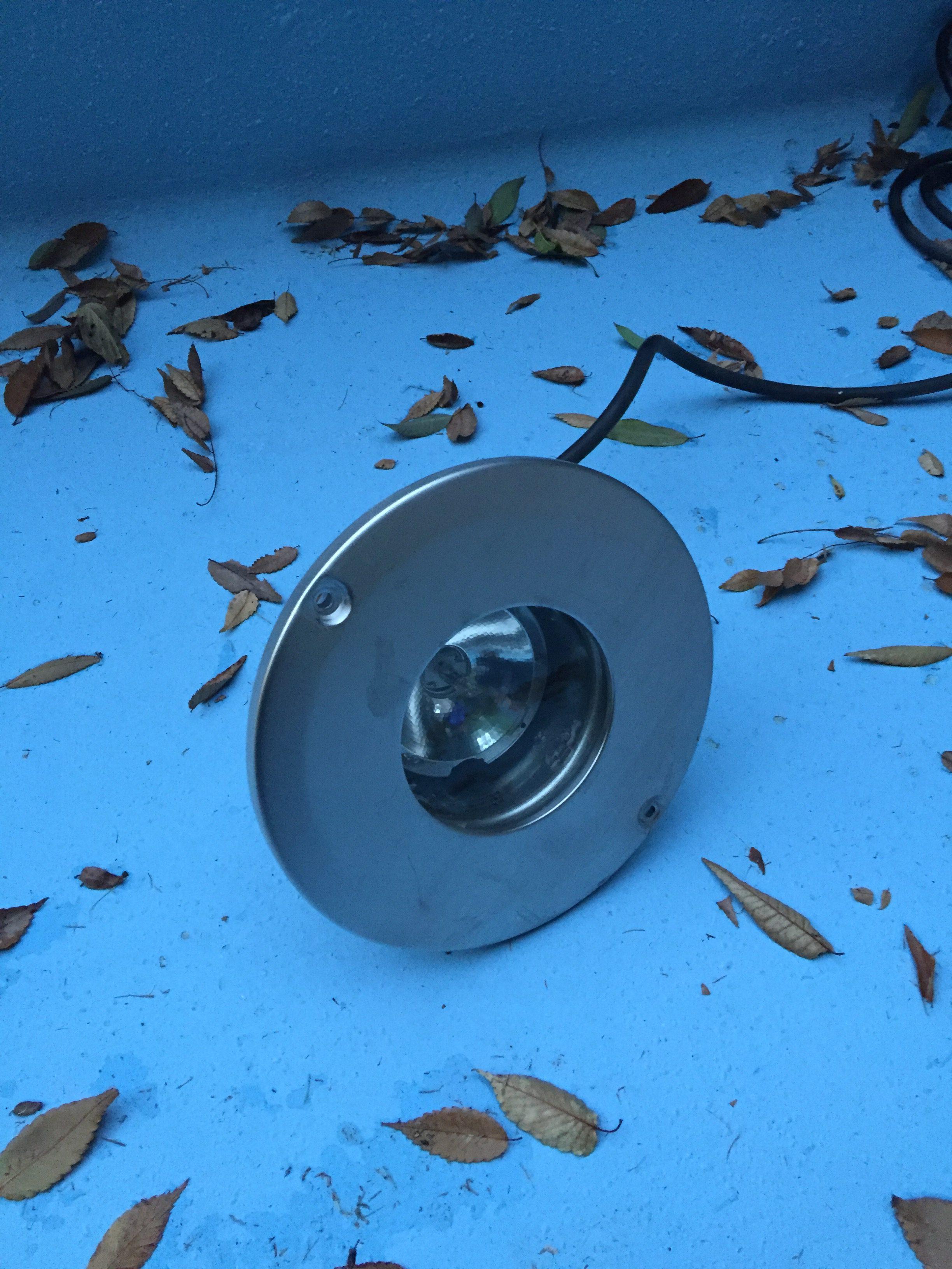 パナソニック製水中照明(YAX72990)