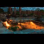 予算15~20万円でできる!LED水中照明を使用したライトアップ演出をご紹介