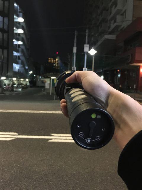 ハンディ投光器実例写真16