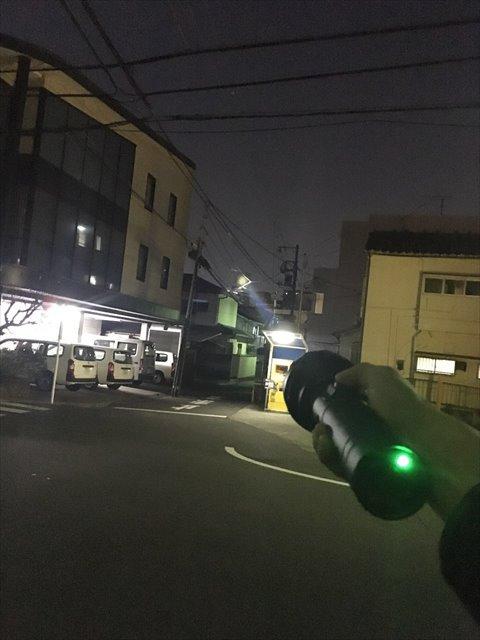 ハンディ投光器実例写真22
