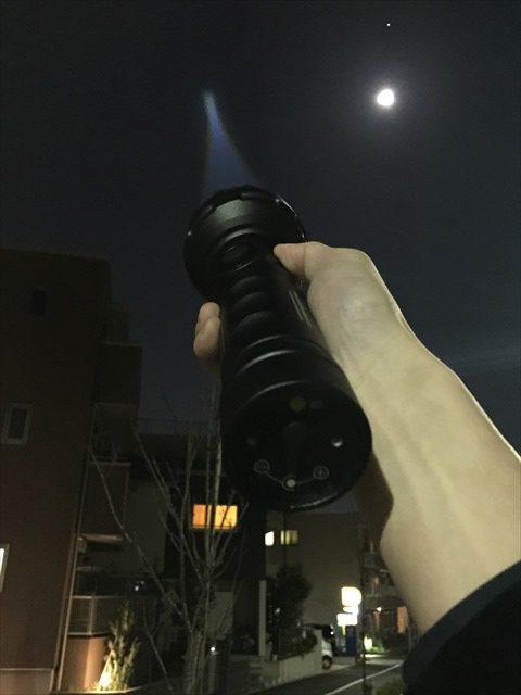 ハンディ投光器実例写真7