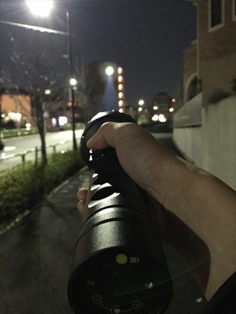 ハンディ投光器実例写真8