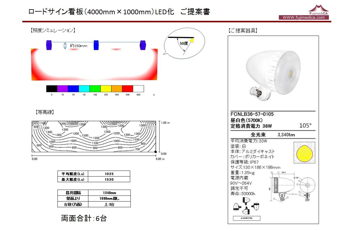 配光設計提案書