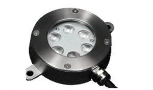 FCB4B0657 12W底面設置型水中照明