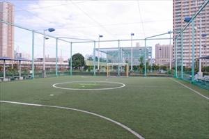 グラウンドやスポーツ施設に 利用する