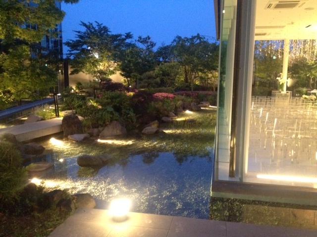 18W置き型水中照明(2700K)-2