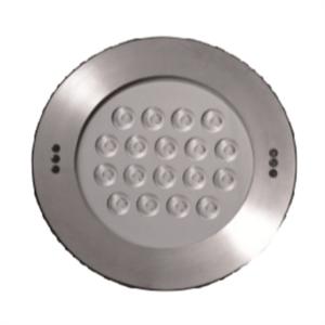 LED埋込型水中照明の納入写真(600×600)