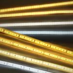テープライト LED水中