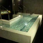 水中照明 温泉 浴槽