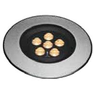 12Wハードライトタイプ地中埋込型照明(斜光タイプ)商品写真