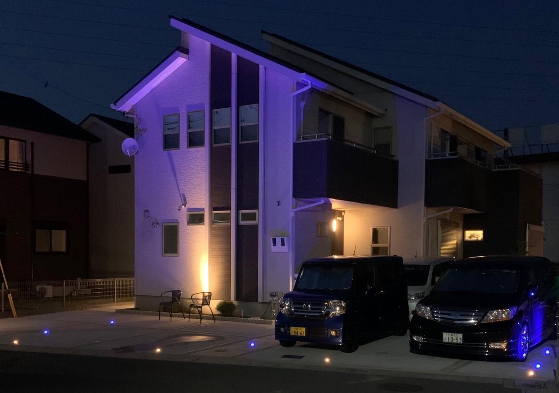 駐車場 照明
